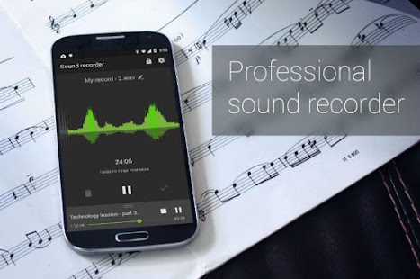 Recordr - Smart & Powerful Sound Recorder Pro