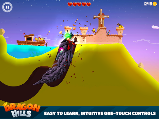 Dragon Hills 1.4.0 screenshots 7