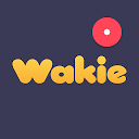 Wakie: Text and voice chat