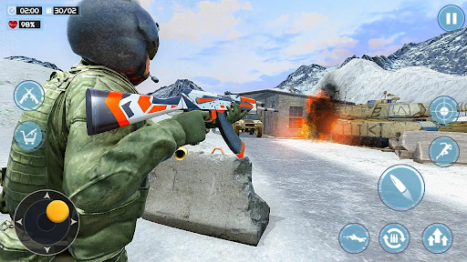 Modern Commando 3D: New Shooting- Army Games 2020 1.0.5 screenshots 8