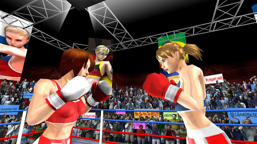 Woman Fists For Fighting WFx3 screenshots 12