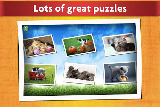 Cats Jigsaw Puzzles Games - For Kids & Adults ud83dude3aud83eudde9 screenshots 2