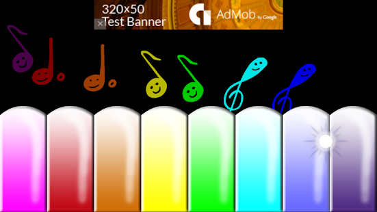 Baby Piano Screenshot