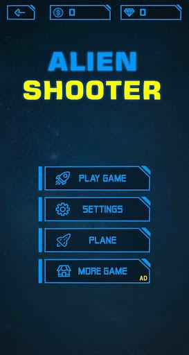 space hunter alien shooter war galaxy striker screenshot 3