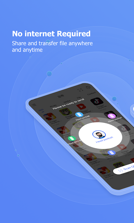 EasyShare – Ultrafast File Transfer, Free & No Ads  poster 4