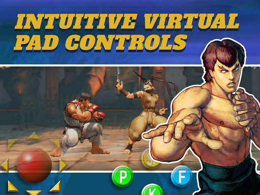 Street Fighter IV Champion Edition goodtube screenshots 14