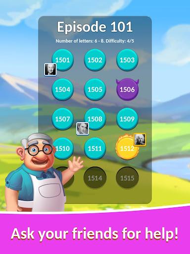 ud83dudfe2Crocword: Crossword Puzzle Game 1.209.1 screenshots 11