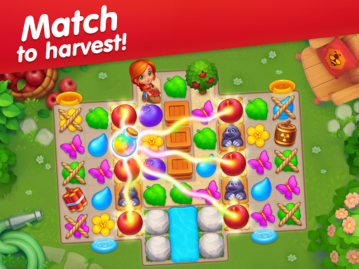 Greenvale: Match Three Puzzles & Farming Game! 1.3.2 screenshots 12