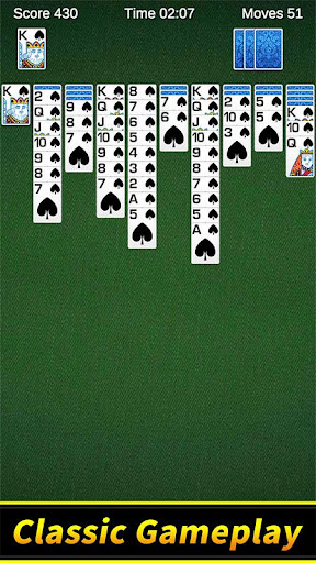 Spider Solitaire Latest screenshots 1