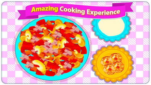 Fried Veg Chicken Salad - Cooking Game  screenshots 6