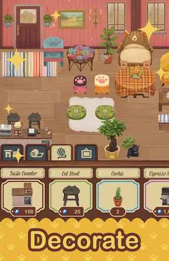 Furistas Cat Cafe - Cute Animal Care Game 2.700 screenshots 8