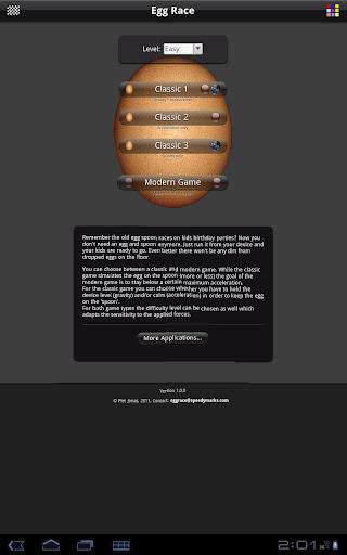 Egg Race Free 1.1.1 screenshots 4