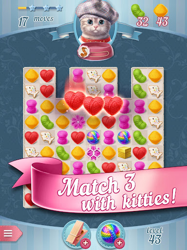 Knittens - A Fun Match 3 Game 1.47 screenshots 19