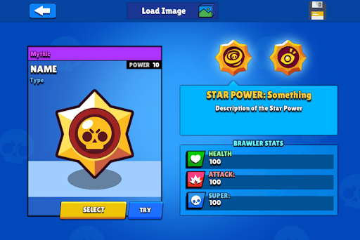 Card Maker for Brawl Stars 1.5 Screenshots 6