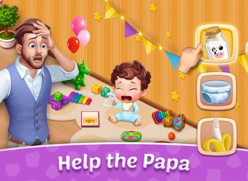 Baby Manor: Baby Raising Simulation & Home Design apkpoly screenshots 15