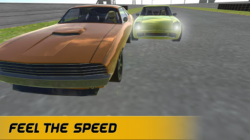 Télécharger Gratuit American Muscle Car Racing apk mod screenshots 4