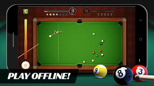 8 Ball Billiards Mod Apk 2.0.3 (Free Shopping) 1
