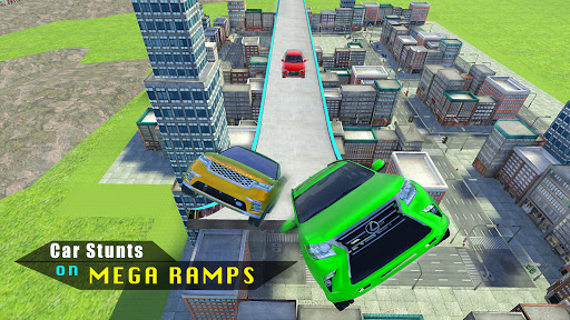 City GT Racing Car Stunts 3D Free - Top Car Racing 2.0 screenshots 12