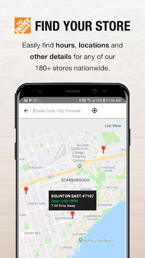 The Home Depot Canada modavailable screenshots 3
