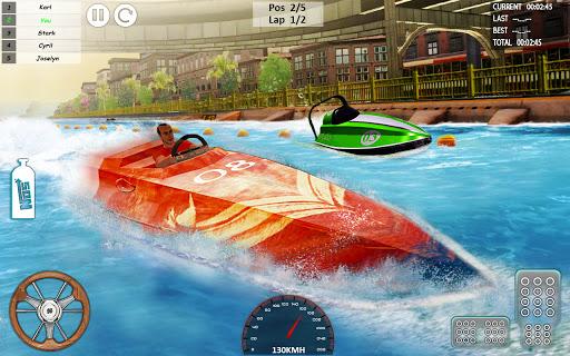 Xtreme Boat Racing 2019: Speed Jet Ski Stunt Games android2mod screenshots 12