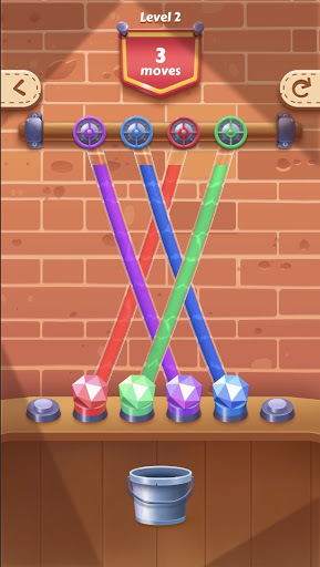 Tangle Fun - Can you untie all knots? apkslow screenshots 14
