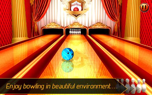 bowling 3d game screenshot 1