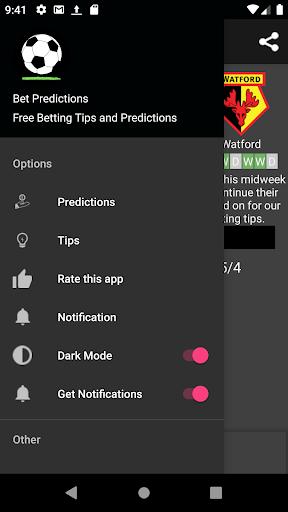 Sure Bet Predictions 7.3 Screenshots 4