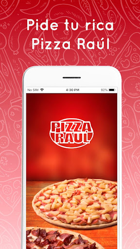 Pizza Raul Delivery  Paidproapk.com 1