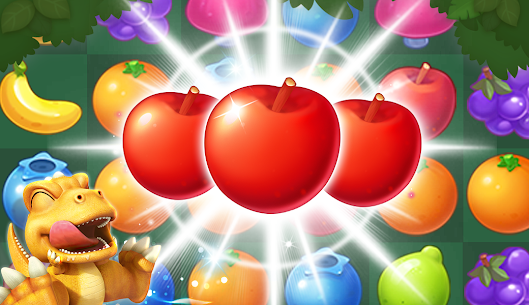 GON: Match 3 Puzzle | Dinosaur jungle adventure Apk Mod + OBB/Data for Android. 7
