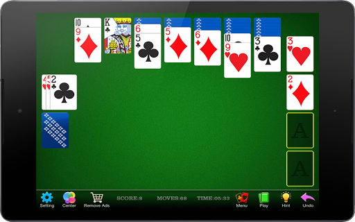 Solitaire Card Games HD screenshots 9