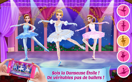 Code Triche Jolie Ballerine APK MOD (Astuce) screenshots 1