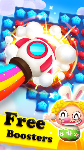 Crazy Candy Bomb - Sweet match 3 game 4.6.5 screenshots 2