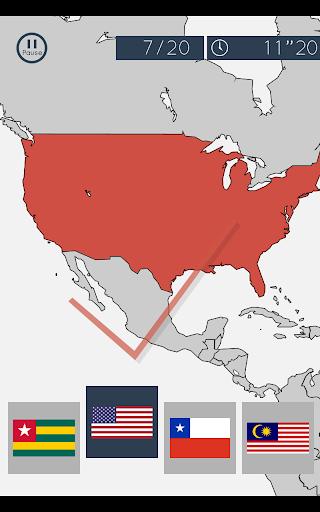 Enjoy Learning World Flags Quiz  screenshots 13