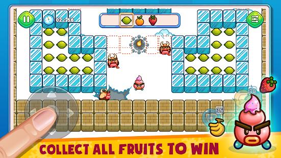 Fruit & Ice Cream - Ice cream war Maze Game 6.5 Screenshots 5