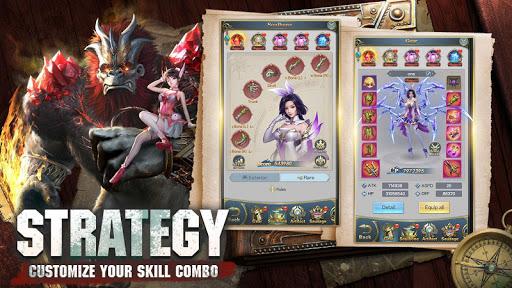 Soul Land: Awaken Warsoul 36.0 screenshots 10