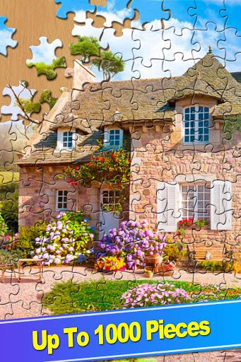 ColorPlanetu00ae Jigsaw Puzzle HD Classic Games Free  screenshots 18