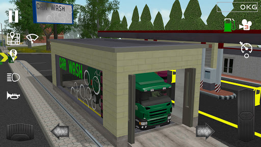 Trash Truck Simulator  Paidproapk.com 5