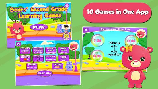 Baby Bear Grade 3 Games 3.15 screenshots 1