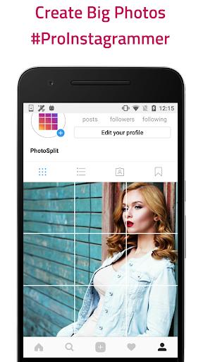 Download APK: Grid Photo Maker for Instagram – PhotoSplit v3.2.3 [Pro]