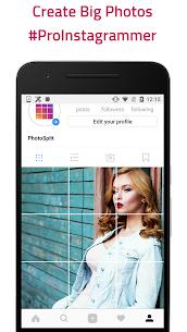 Grid Maker for Instagram – PhotoSplit 1