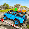 Offroad Jeep Driving Game : Fun Car Parking Games