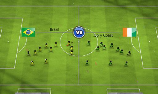 Foto do Stickman Soccer 2014