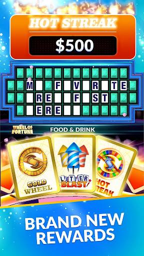 Wheel of Fortune: Free Play 3.59 screenshots 4