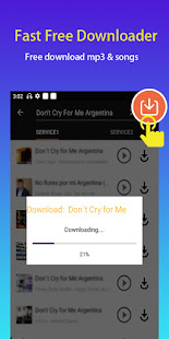 Free Music Downloader & Mp3 Downloader