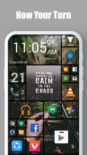Square Home - Launcher : Windows style 2.1.14 Screenshots 8