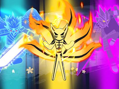 Stickman Ninja Fight – Shinobi Epic Battle Mod Apk 2.5 (A Large Number of Diamonds) 7