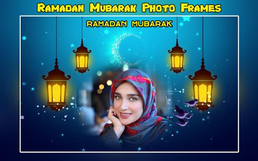 Ramadan Photo Frames : Ramadan Mubarak 2021 4.0 screenshots 1