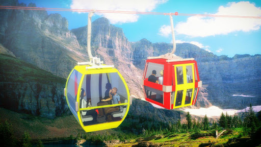 Chairlift Simulator apkdebit screenshots 6