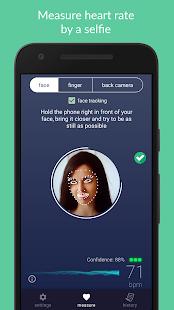 Selfie Heart Rate Monitor - FaceBeat