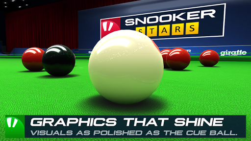 Snooker Stars - 3D Online Sports Game 4.9918 screenshots 3